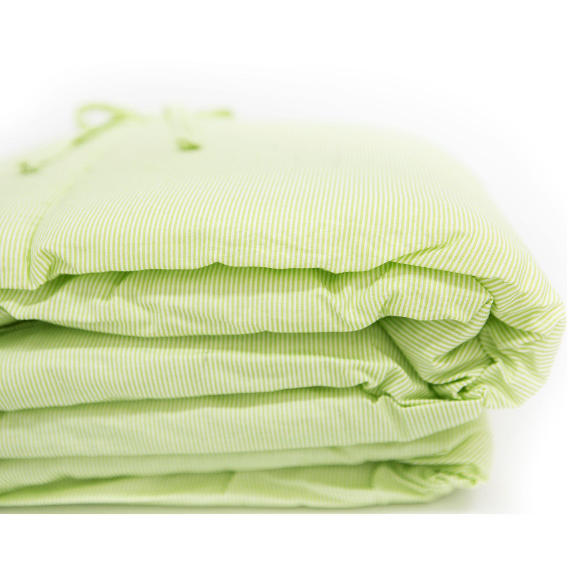 tweeto Babybett Nestchen - hellgrün