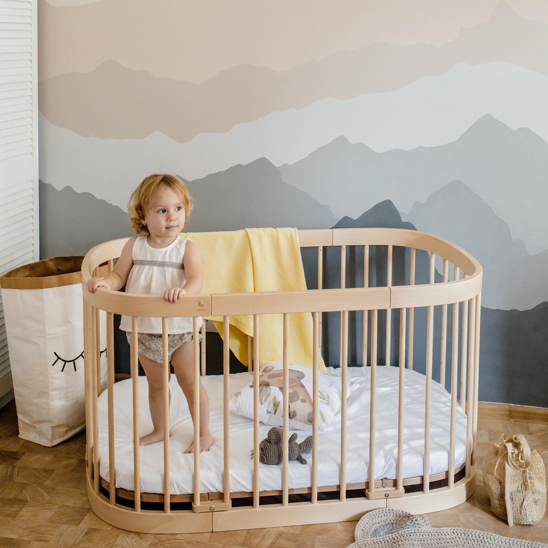 7in1 Babybett - jetzt selbst konfigurieren!